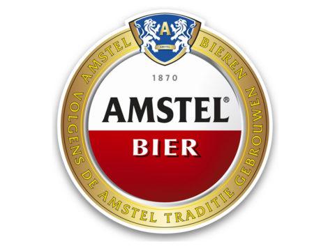 Логотип Amstel