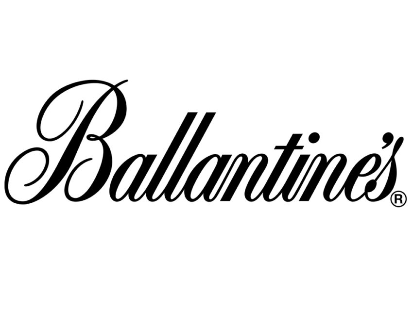 Логотип Ballantine's