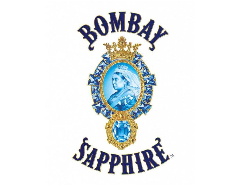 Логотип Bombay Sapphire