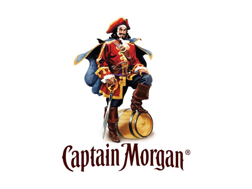 Логотип Captain Morgan