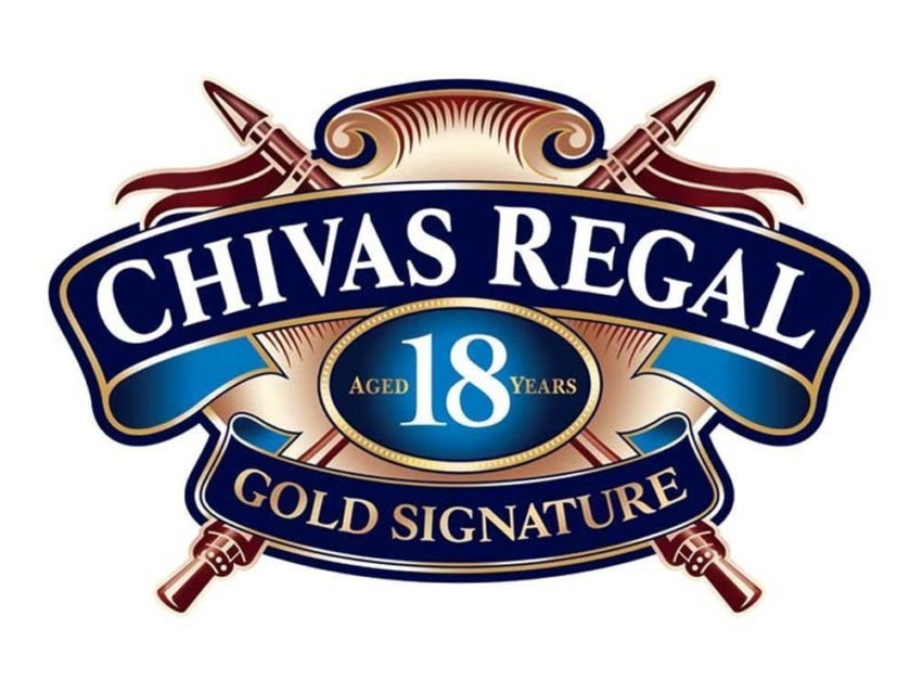 Логотип Chivas Regal