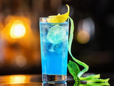 Коктейль Голубая логуна