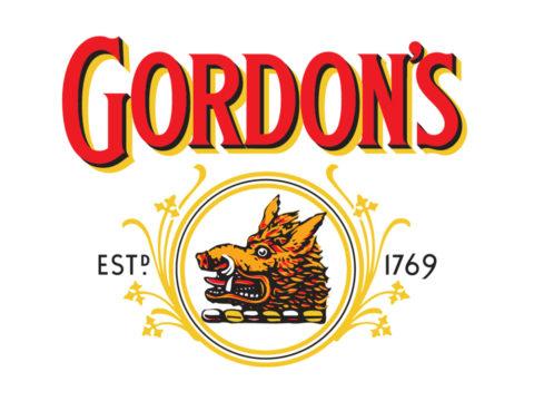 Логотип Gordon's