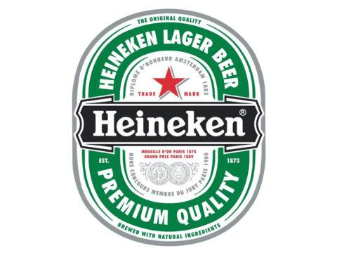 Логотип Heineken