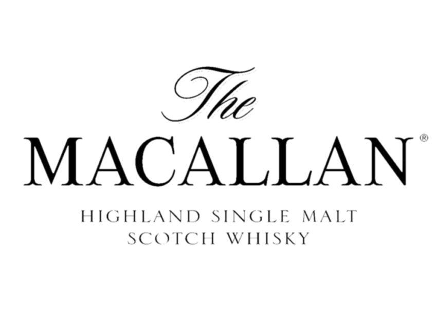 Логотип Macallan
