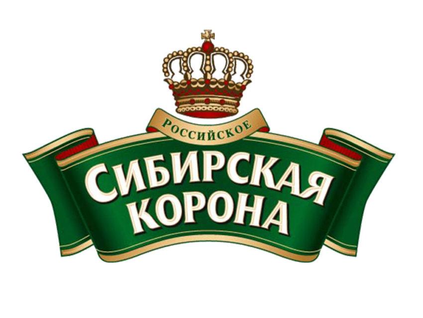 Логотип Сибирская корона