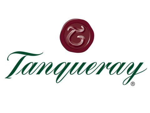 Логотип Tanqueray