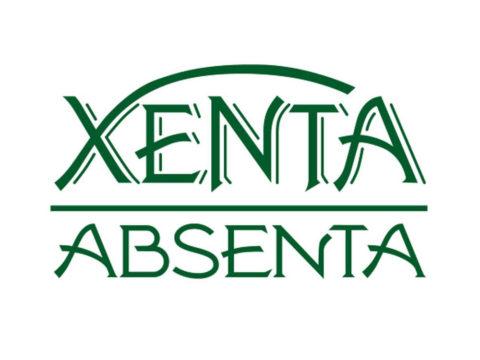 Логотип Xenta