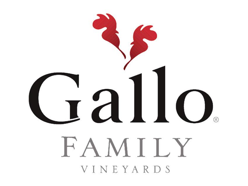 Логотип вина Gallo Family