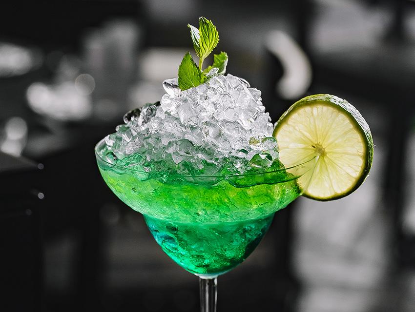 Коктейль Зелёная фея
