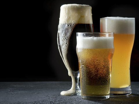 Отличия пива и пивного напитка