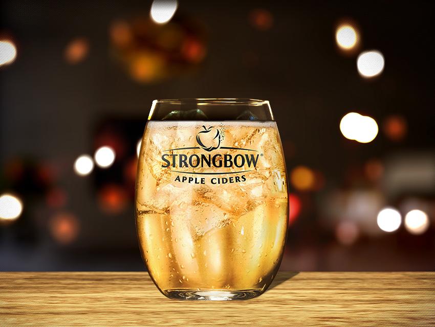 Сидр Strongbow