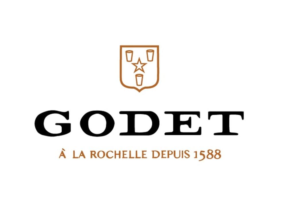Логотип Godet