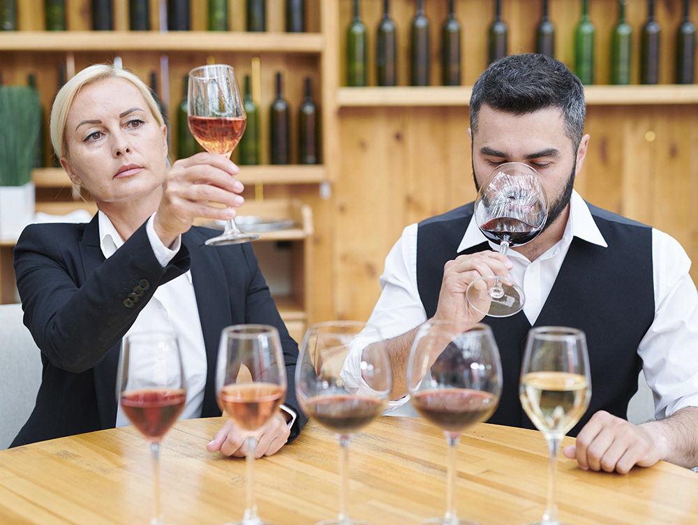 Дегустация вина