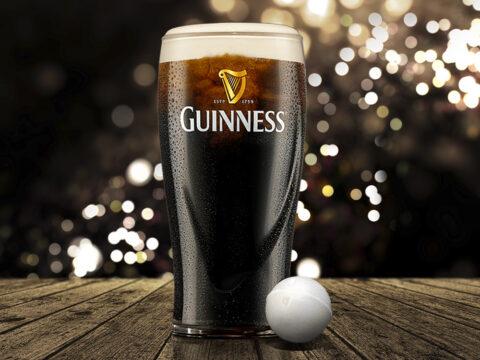 Пиво Guinness с азотной капсулой