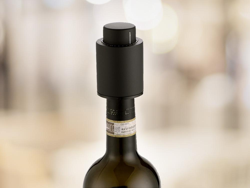 Специализированная вакуумная пробка для открытого вина