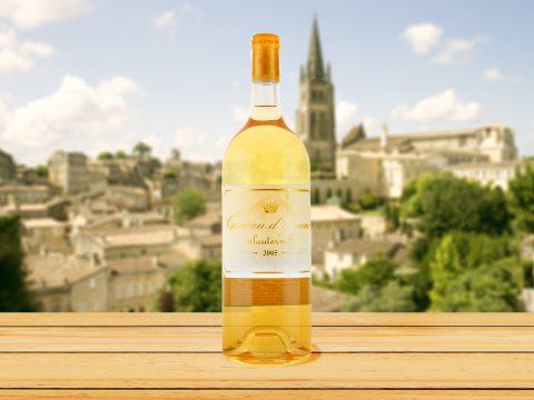 Обзор элитного французского вина с плесенью Сотерн