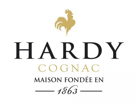 Логотип коньяка Hardy